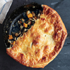 *Chicken Pot Pie w/ Butternut Squash & Kale