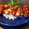 *Sambal Chicken Skewers