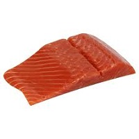 Wild Pacific King Salmon, 8oz THUMBNAIL