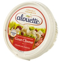 Alouette Crumbled Goat Cheese, 3.5oz THUMBNAIL