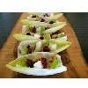*Endive, Blue Cheese, Dry Cranberry & Walnut