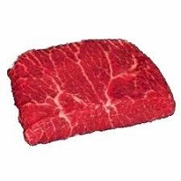 Harris Ranch Prime Flat Iron Steak, 6oz. THUMBNAIL