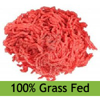 100% Grass Fed Ground Chuck, 1lb (80/20) LARGE