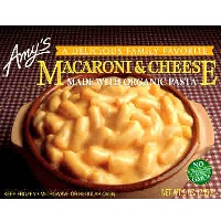 Amy's Macaroni & Cheese, 9oz. THUMBNAIL