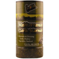 Scott's Mediterranean Garlic Marinade, 11.5 fl oz LARGE