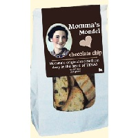 Momma's Mondel Chocolate Chip Biscotti, 8oz. LARGE