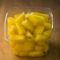 Cut Pineapple Cup, 16 oz. THUMBNAIL