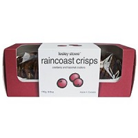 Raincoast Cranberry and Hazelnut Crackers, 6oz. LARGE