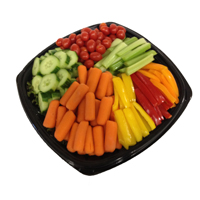 Small Veggie Platter, 12in. MAIN