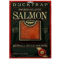 Ducktrap Smoked Salmon, 4oz. LARGE