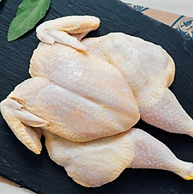 Pasturebird Spatchcocked Chicken WOG, approx.3.25 lbs THUMBNAIL