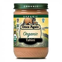 Once Again Tahini, 16oz. THUMBNAIL