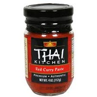 Thai Kitchen Red Curry Paste, 4oz LARGE