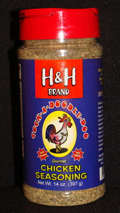 H&H Brand- CS Chicken Spice LARGE