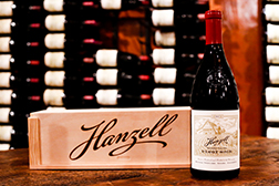 Z-2012 Hanzell Vineyards Pinot Noir with Branded Wood Box MAIN