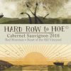 Hard Row to Hoe Cabernet Sauvignon 2016 SWATCH