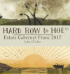 Hard Row to Hoe Estate Cabernet Franc 2017 SWATCH