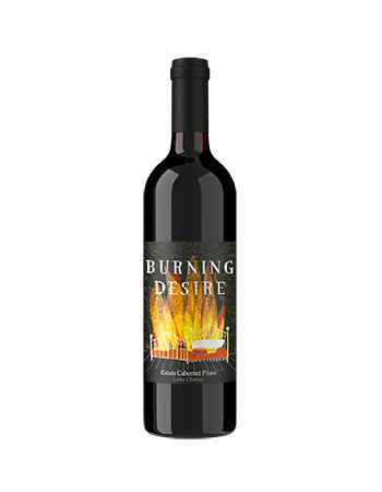 Burning Desire Estate Cabernet Franc 2008 LARGE