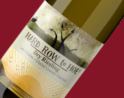 Hard Row to Hoe Dry Riesling 2017