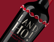 port-style wine, garter, gift wine, Washington State Oporto Grapes, lake chelan, port, dessert wine_THUMBNAIL