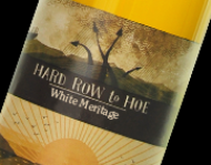 "Hard Row to Hoe ""White Meritage ' 2012 LARGE"