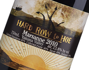Hard Row to Hoe 2010 Marsanne LARGE