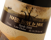 Hard Row to Hoe 2008 Syrah THUMBNAIL