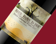 Hard Row to Hoe Estate Cabernet Franc 2017 THUMBNAIL
