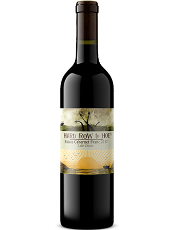Hard Row to Hoe Estate Cabernet Franc 2017 LARGE