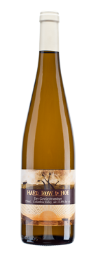 Hard Row to Hoe Dry Gewurztraminer 2013 MAIN