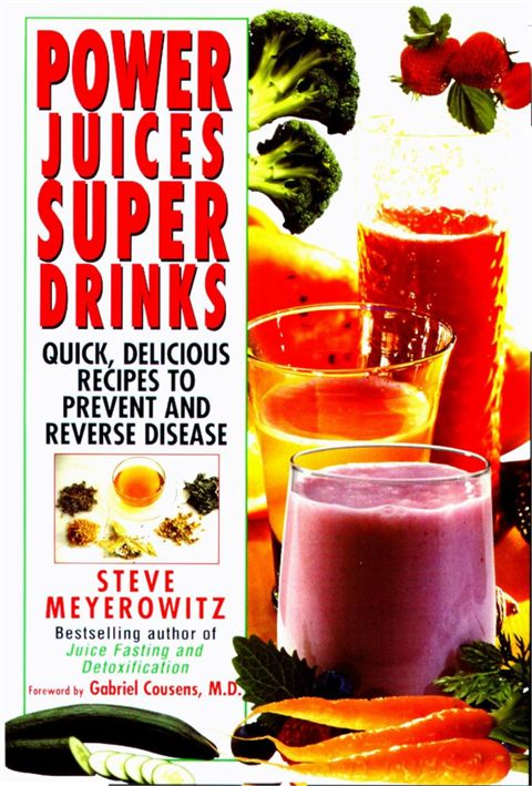 Power Juices Super Drinks THUMBNAIL
