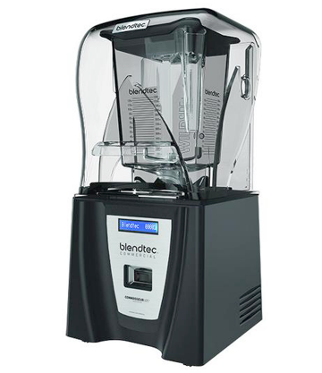 Blendtec Connoisseur 825 Blender - 2 Four Side Jars MAIN