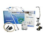 Flow Jet Model BW5000 5000-0001 Bottled Water SystemFloJet BW5000 Bottled Water System  PLUS Chrome Faucet Kit