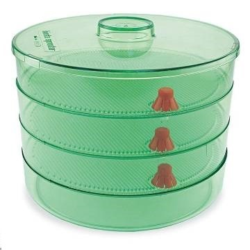 Biosta three tier sprouter green 3 tier MAIN