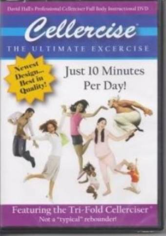 Cellerciser® The Ultimate Exercise DVD_MAIN