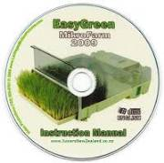 EasyGreen Manual on CD