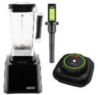 Greenis FGR-8800 Commercial Vacuum Blender with Brushless DC Motor & Bluetooth THUMBNAIL