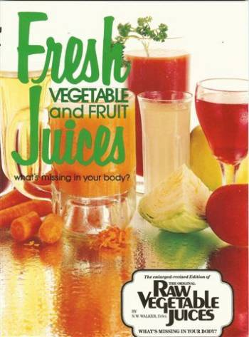 Fresh Vegetable-Fruit Juices MAIN