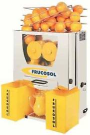 Frucosol Semi-Automatic Orange and Citrus Juicer  Model F50