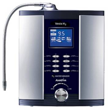 The AlkaViva Athena H2 is an innovative 7-plate water ionizer with a new, advanced SMPS power supply MAIN