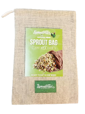 Sproutman's Hemp Sprout Bag MAIN