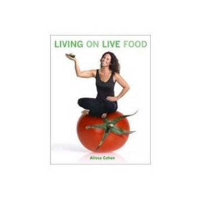 Living on Live Food Book
