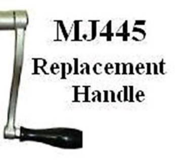 Miracle MJ445 HANDLE PN MJ445-6 MAIN