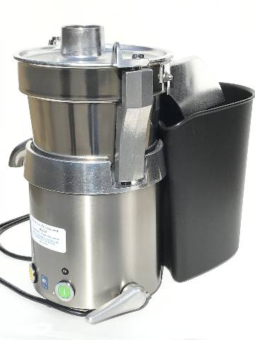 MJ800 Pro Commercial Centrifugal Fruit and Vegetable Juice Extractor  Manufactured by Santos (Model 28) LARGE