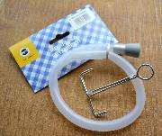 Mehu-Liisa Steam Juicer Clamp PartsMehu-Liisa Replacement Steam Juicer Hose or Tube SLANG SET THUMBNAIL