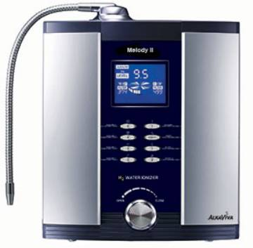 The AlkaViva Athena H2 is an innovative 7-plate water ionizer with a new, advanced SMPS power supply
