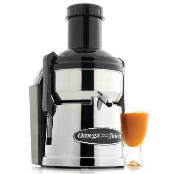 Omega Mega Mouth Heavy Duty Juicer