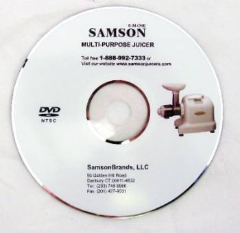 Operations DVD - Samson GB900x MAIN