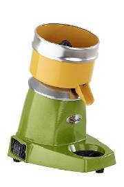 "Santos 11 ""Classic"" Commercial Citrus Juicer Green Colored 220VAC THUMBNAIL"