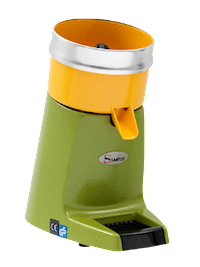 Santos #38  Greeen Colored   Commercial Citrus Juicer  SAN38 - Green Colored THUMBNAIL